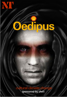 Graphic from ANO's 2008 campaign vs. Shell's sponsorship of 'Oedipus' at the NT