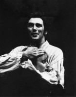 Mark Rylance as Romeo, RSC 1989